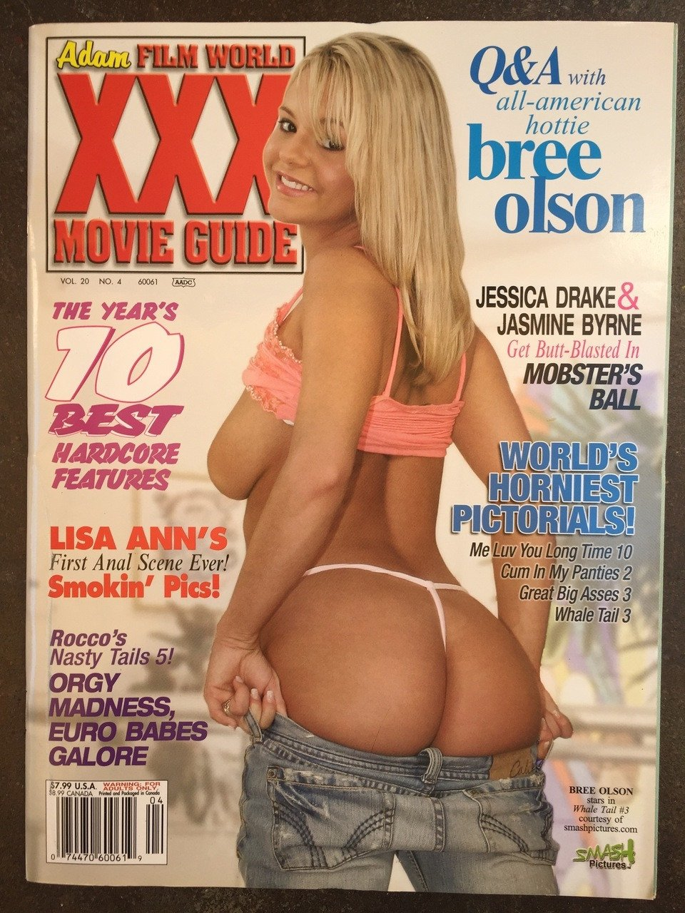 lebendig und großartig im Stil unverwechselbares Design neues Erscheinungsbild XXX Movie Guide Magazine